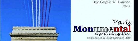 Exposición gráfica «París Monumental»