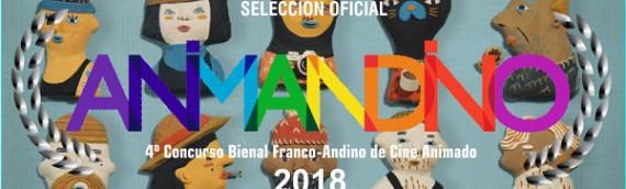 Palmarés del 4to concurso franco-andino de cine animado ANIMANDINO 2018