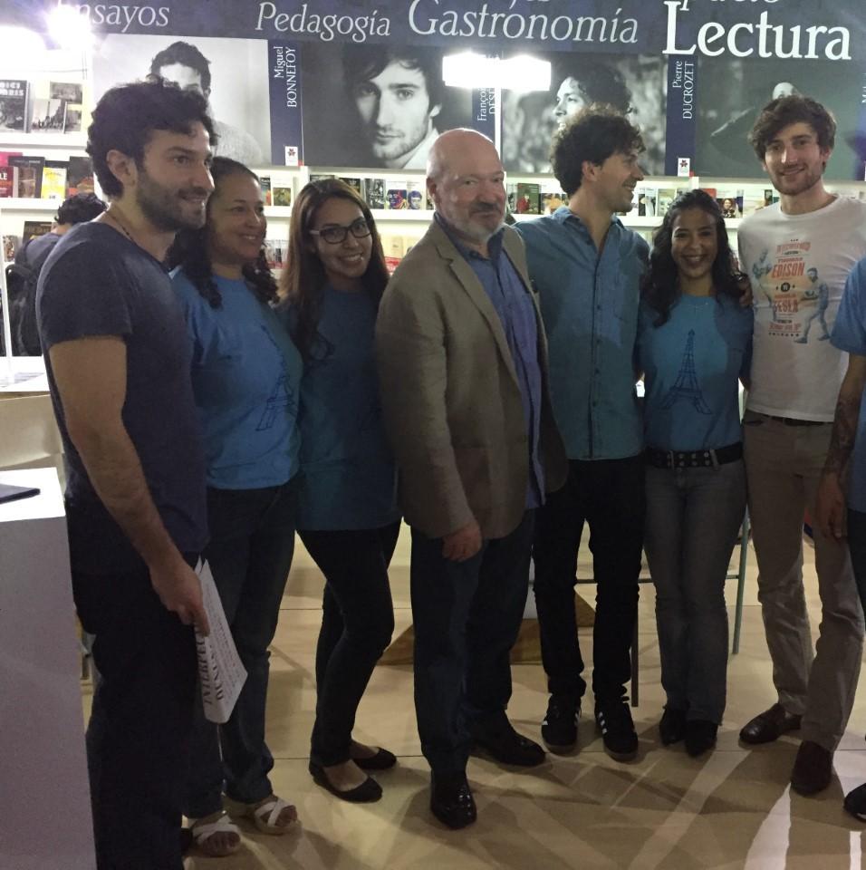 Participación de profesores de la AF Valencia en FILUC